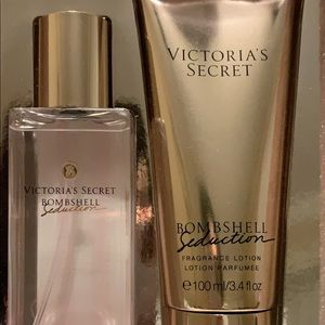 Victoria Secret Bombshell Seduction Lotion & Spray